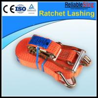 Endless Required Hooks Orange Cargo Ratchet Straps 25mm-100mm Manufactures