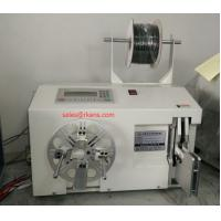 China wire coil winding machine/automatic cable wire twist tie machine on sale