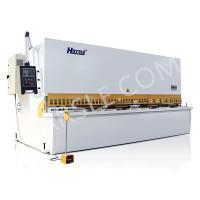 Wholesale QC12K-4×4000 guillotine shear hydraulic metal sheet cutting machine with E21S, hydraulic shears for sale from china suppliers