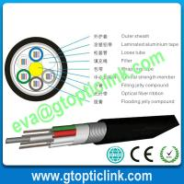 fiber optic cable communication pdf