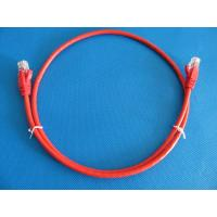 Wholesale UTP RJ45 Ethernet Network Patch Cord Jacket LSZH Fluke Category 6A from china suppliers