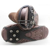 Wholesale Buy the hot new Skidproof Rubber Shoes Cover With Safe Steel-Studded from china suppliers