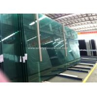 Wholesale Fire Proof Safety Laminated Glass Curtain Wall / Stairs Safety Glass Panels from china suppliers