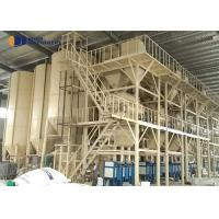 China Cement Sand Tile Adhesive Mixing Machine Easy Operation Capacity 8 - 30T Per Hour on sale