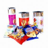 Quality Snack/Food Packings, High Barrier for Moisture and Oxygen for sale
