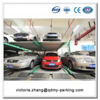 China 2 Levels Automatic Parking System Car Stacker Double Stack Parking System on sale