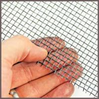 Wholesale Woven 304 316 316L Stainless Steel Wire Mesh Screen 0.025-2.0mm Wire Gauge from china suppliers