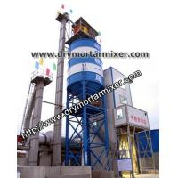 Wholesale 5-10TPH Semi automatic dry mortar production line from china suppliers