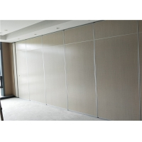 Wholesale USA Client White Color 65mm Movable Partition Wall Office Project Well Done from china suppliers