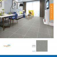 Wholesale Anti Slip Full Body Rustic Ceramic Floor Tiles  60x60cm Grey Color from china suppliers
