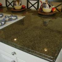 Granite countertop for kitchen cabinets available in many for Granite countertop width