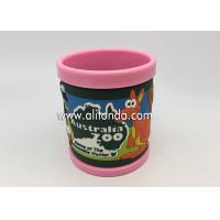 Wholesale 2019 new creative promotional gifts supply and custom with pvc silicone wrap 3d anime mugs from china suppliers