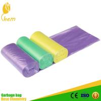 Wholesale Cheap Different Color Garbage Plastic Vest T-Shirt Bag from china suppliers