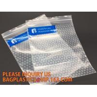 Quality zip seal plastic bag mini,small plastic zip lock bag, zip lock plastic bag/Resealable laminated aluminum foil bag/stand for sale