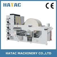 China Automatic Bath Label Printing Machinery,Paper Printing Machine,Central Drum Cylinder Printing Machine on sale
