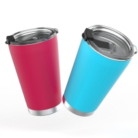 Wholesale 16oz Vacuum Insulated Flask from china suppliers