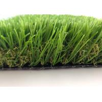Wholesale Super Durable Artificial Lawn Grass Waterproof And Resistant To Rotting / Splitting from china suppliers