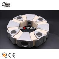 Buy cheap Durable Meterial Excavator Hydraulic Pump Coupling 110H Hytrel Coupling Assembly from wholesalers