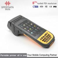 Wholesale Wireless All In One PDA Thermal Printer Bluetooth Wifi 3G Sim Card Modules from china suppliers