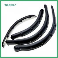 Wholesale Front And Rear Golf Cart Fender Flares Black Plastic With Mounting Hardware from china suppliers