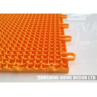 Wholesale Anti Slip Plastic PP Interlocking Floor Tiles , Eco Friendly Bathroom Flooring Materials from china suppliers