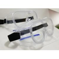 China Double Sided Impact Resistant Goggles Over Specs Safety Glasses Anti Virus on sale
