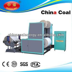 China Heat sensitive paper,cash register paper slitter and rewinder machine on sale