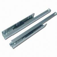 Wholesale Soft Close Drawer Slide, 3/4 Extension, Easy-fix System, Bottom Mounting and Slide-on Assembly from china suppliers