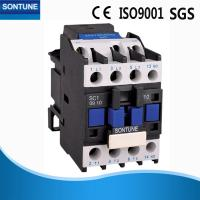 CJX2 Din Rail 3 Phase AC Contactor With Overload Protection High Current