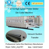 Wholesale High Speed Corrugated Carton Printing Machinery XT-G For Vacuum Adsorption from china suppliers