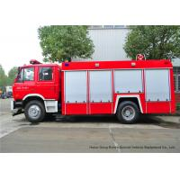 Wholesale Fire Fighting Vehicles For Emergency Fire Rescue , Fire Service Truck Dongfeng from china suppliers