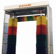 Bus Wash Machine