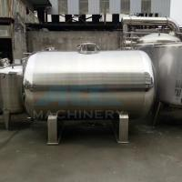 Wholesale Stainless Steel Wine Storage Tank with Side Manhole from china suppliers