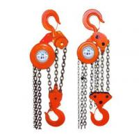 Buy cheap Chain Blocks & Lifting Hoist Block (HSZ) from wholesalers