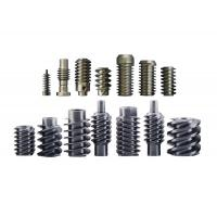 China Customized  Alloy Steel Worm Gear / Worm Worm Gear Oem Service 500mm Max Diameter on sale