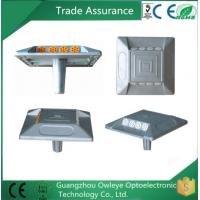 Wholesale Aluminum casting anti-aged cat eye beads road stud reflective road reflector from china suppliers