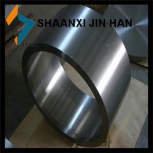 China ASTM b381 titanium forging ring on sale