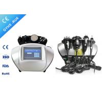 Buy cheap 4 in 1 weight loss cavitation 40K ultrasonic fat reduction beauty machine from wholesalers