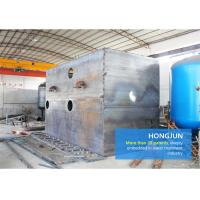 Wholesale Carbon Steel Compact Effluent Treatment Plant With P56 & PE Tank Dosing Device from china suppliers