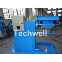 Wholesale Industrial Automatic Hydraulic Decoiler Machine , Sheet Decoiling Machine from china suppliers