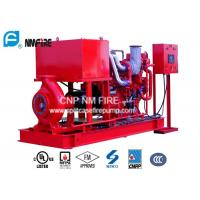 Wholesale Centrifugal Diesel Engine Driven Fire Pump , 200GPM Diesel Fire Water Pump from china suppliers