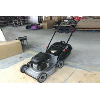 Buy cheap Gasoline Engine Portable Garden Lawn Mower 19 Inch With Aluminum Deck Plastic from wholesalers
