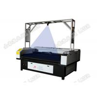 Wholesale Textile Fabric Laser Cutting Machine , Industrial Laser Cutting Machine from china suppliers