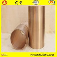 China most popular customize  casting copper bushing on sale