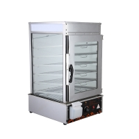 Quality 6 layers Stainless steel timer hot showcase display warmer  WT8613824555378 for sale