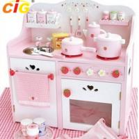 Wholesale Kid Kitchen Popular Outdoor Furnitures Kitchen Toy Set 380*660*700mm from china suppliers