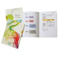 Wholesale Full Color Brochure Booklet Printing Bi Fold Land Square Photo Magazine Book from china suppliers