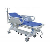 Wholesale Luxurious Folding Patient Transport Stretchers 520mm - 820mm High Low Range from china suppliers