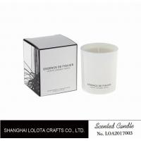 Wholesale Great Smelling Holiday Scented Candles , Multi Colored Handmade Soy Wax Candles from china suppliers