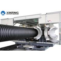 Wholesale Double Wall Corrugated Pipe Extrusion LineSBG800 ID500-800MM For HDPE/PP from china suppliers